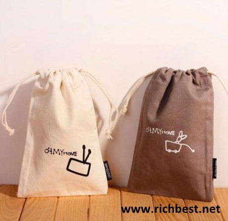 Linen Customized Bags